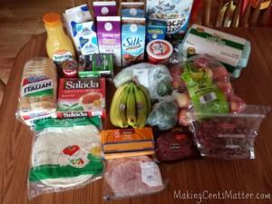 Grocery Shopping: Week 51