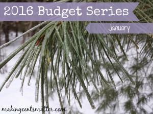 January 2016 Budget