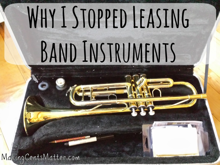 leasing band instruments