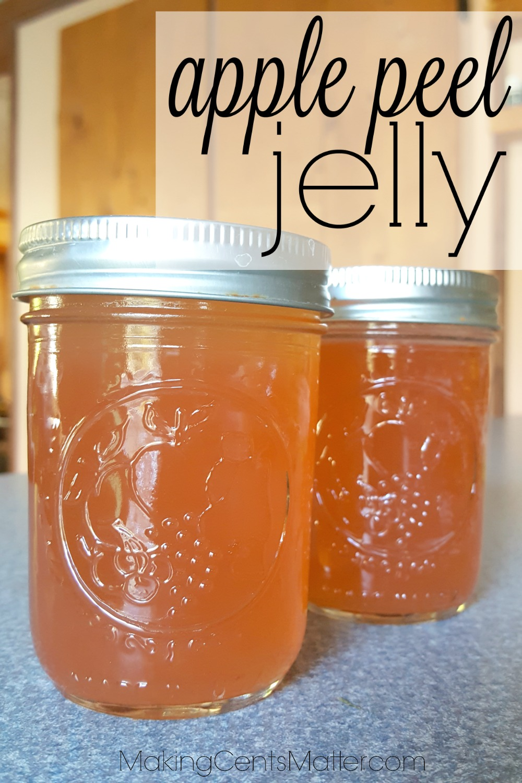 Apple Peel Jelly