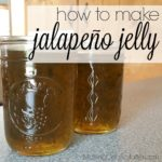 How To Make Jalapeño Jelly