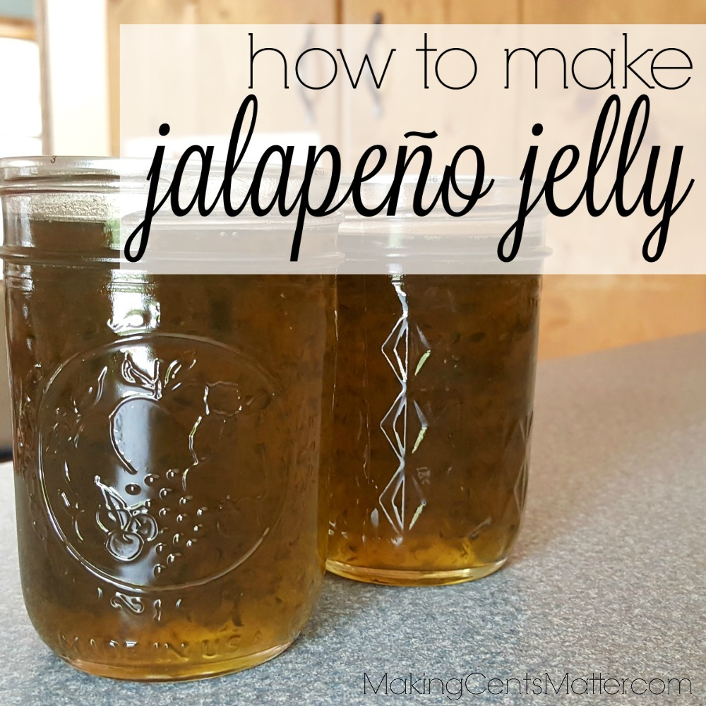 How To Make Jalapeno Jelly