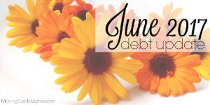 June 2017 Debt Update