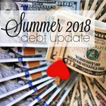 Summer 2018 Debt Update