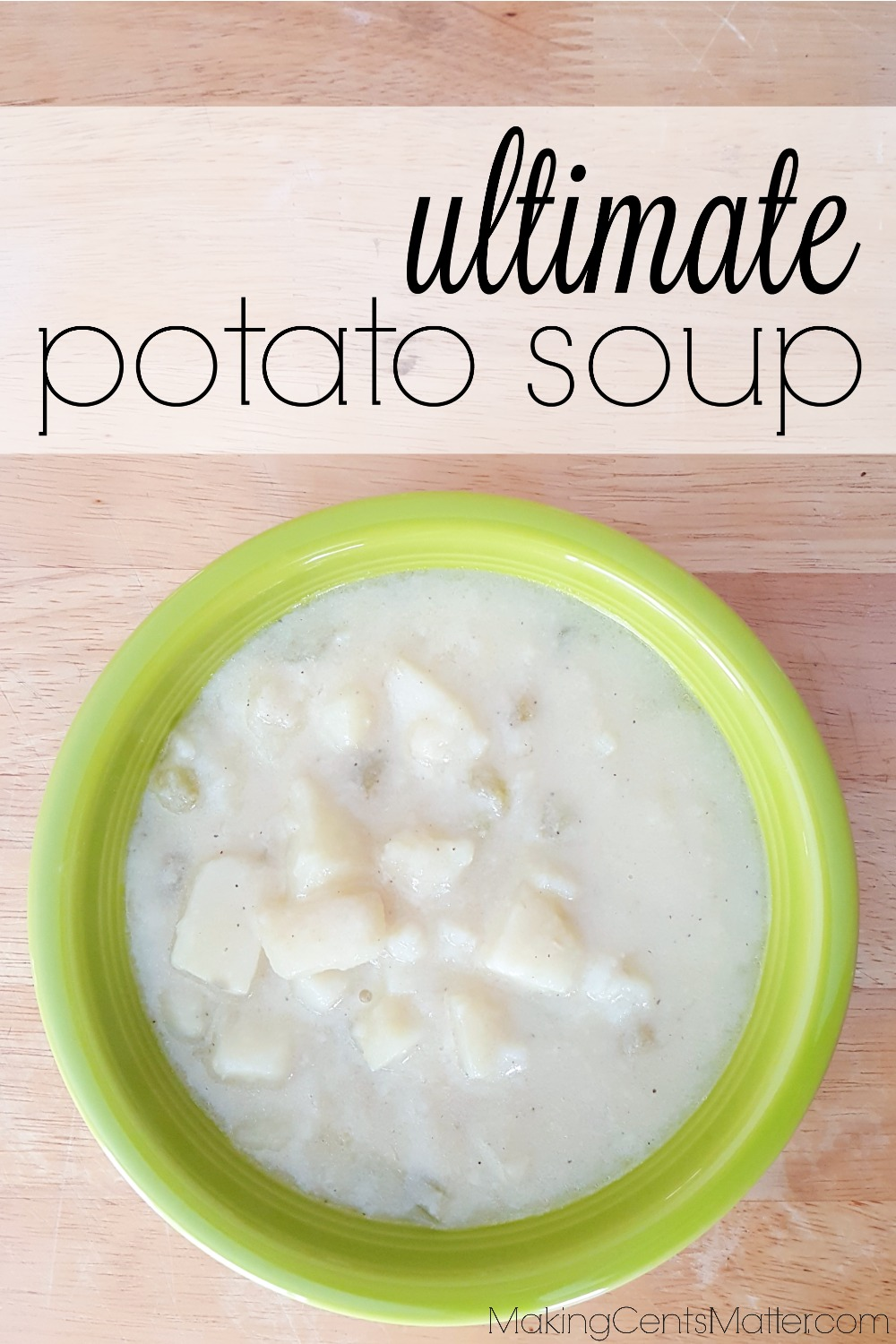 Ultimate Potato Soup