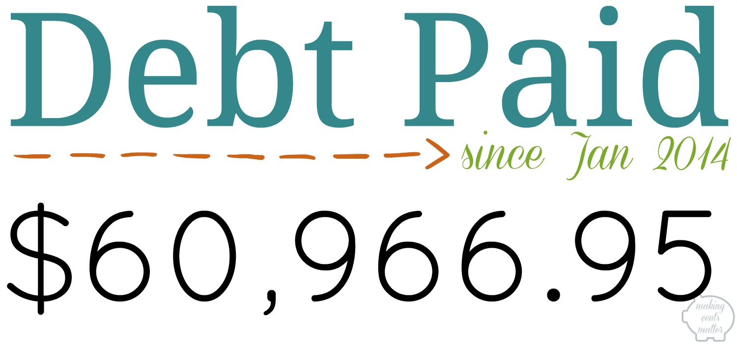 september 2016 debt paid