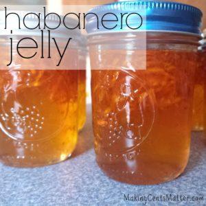 Habanero Jelly