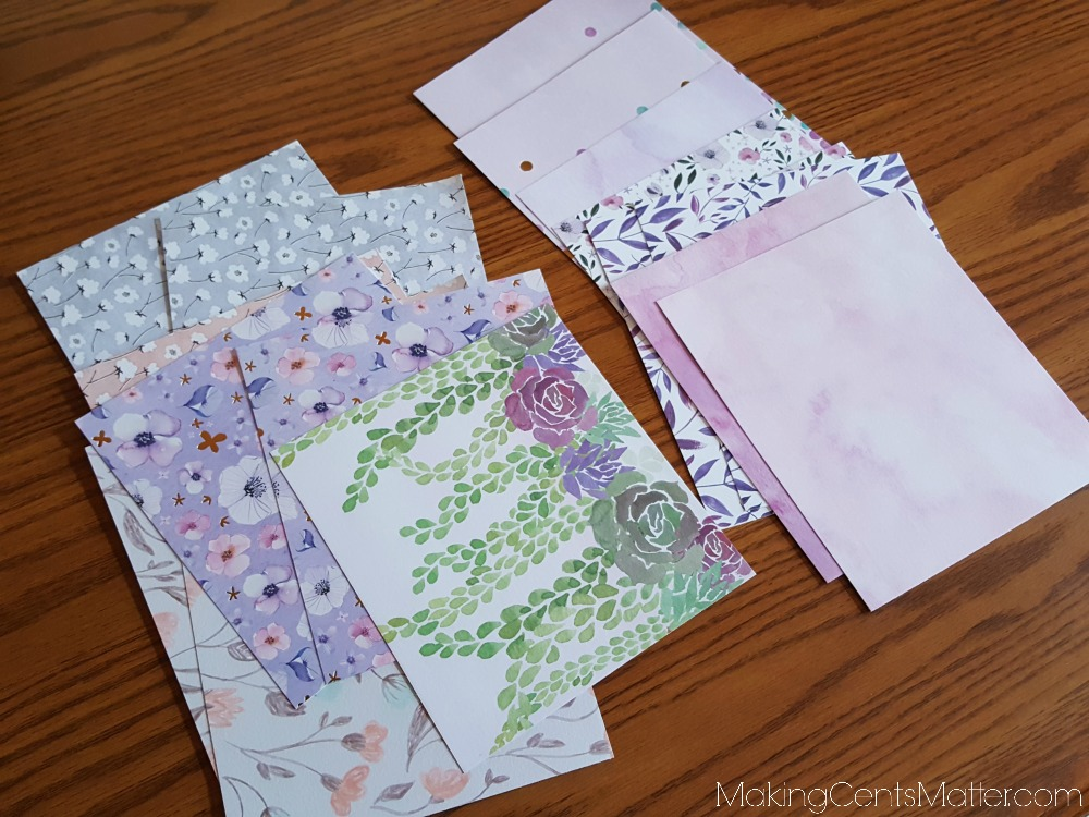 How To Make Cash Envelopes