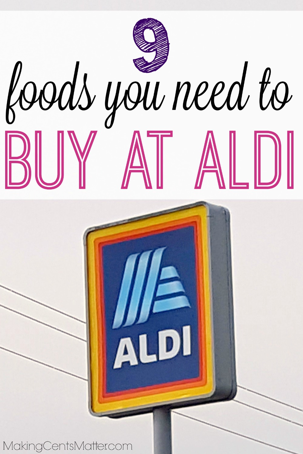 What To Buy At Aldi