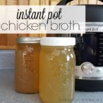 How To Make Instant Pot Chicken Broth
