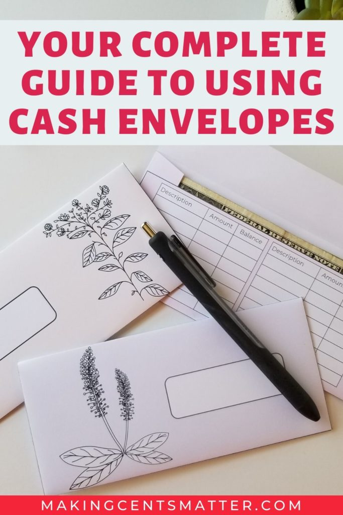 Your Complete Guide To Using Cash Envelopes