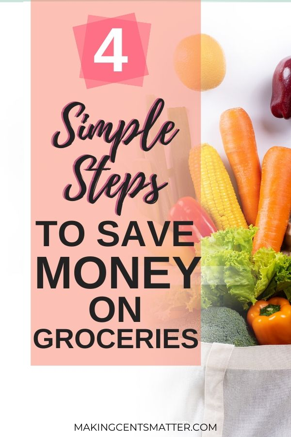 Simple Steps To Save Money On Groceries